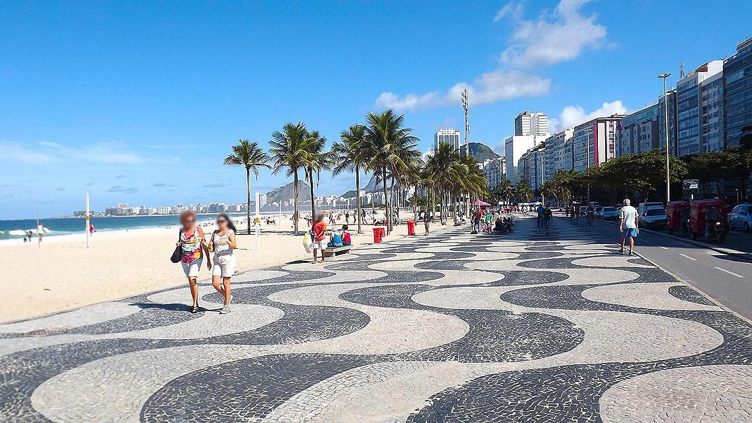 Copacabana - por Mteixeira62