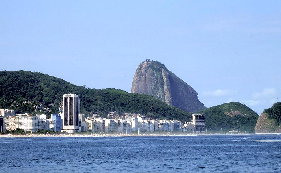 Copacabana - por S.-F.-da-Costa