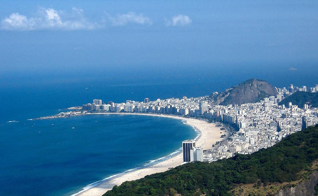 Copacabana - por diogogallo