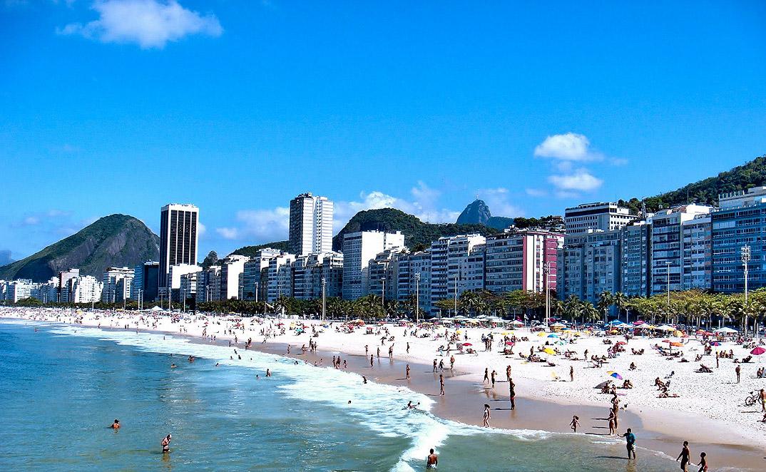 Copacabana - por leipinbin