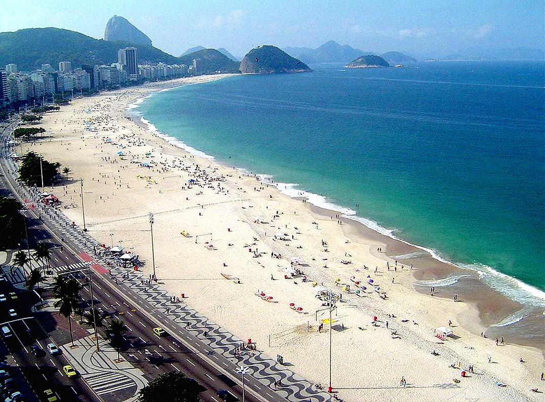 American Hotels In Rio De Janeiro