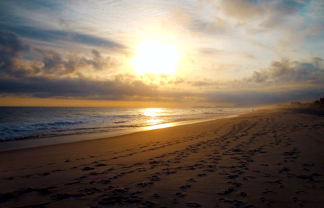Praia da Vila - Saquarema - por srabates