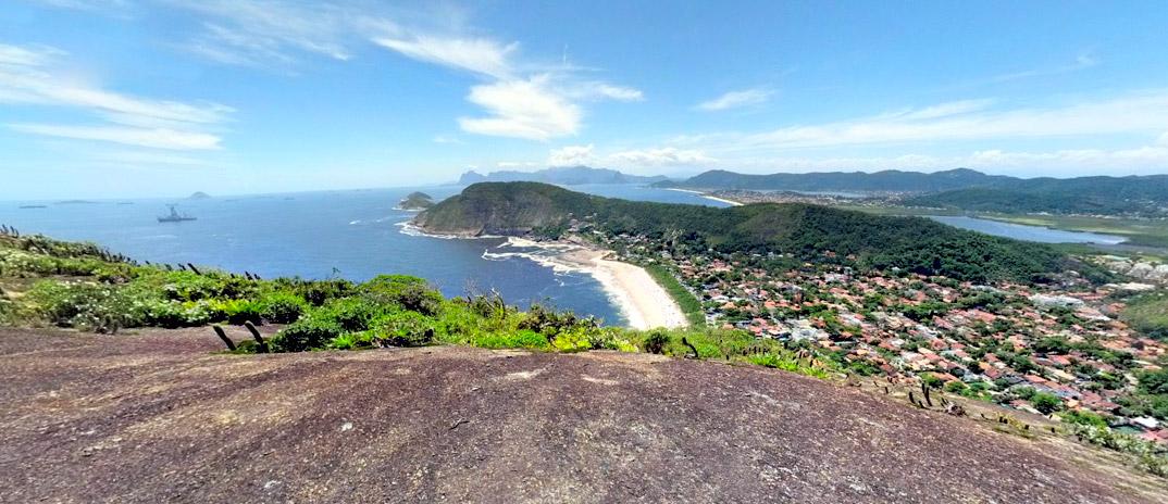 Praia de Itacoatiara - NIterói - por Cristiano-Malibu