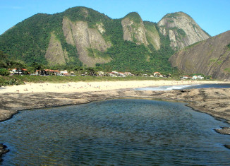 Praia de Itacoatiara - NIterói - por Felipe-Atherino