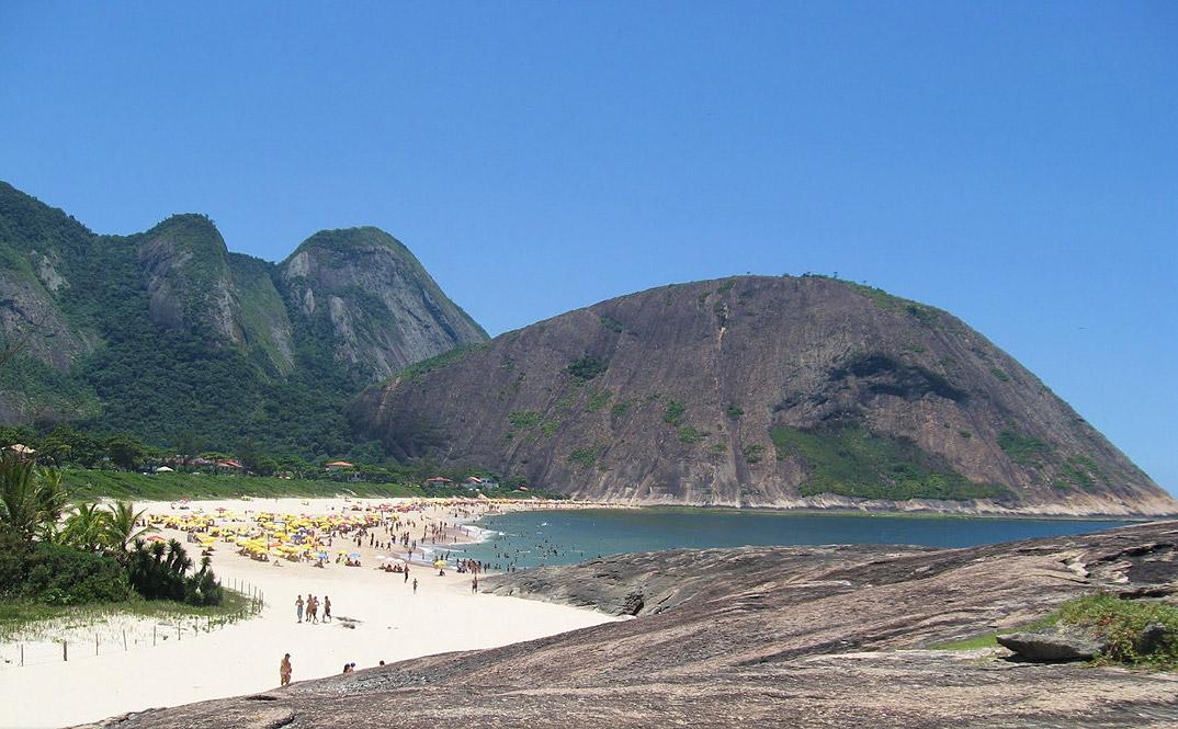 Praia de Itacoatiara - NIterói - por Ig-Carneiro