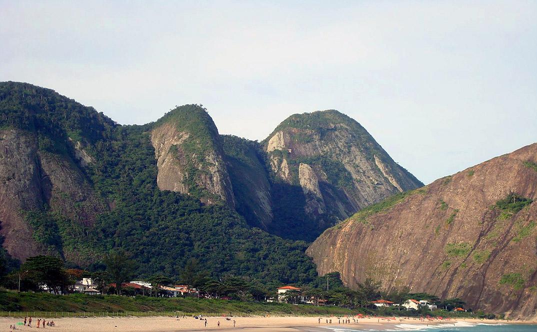 Praia de Itacoatiara - NIterói - por MFS_BSB