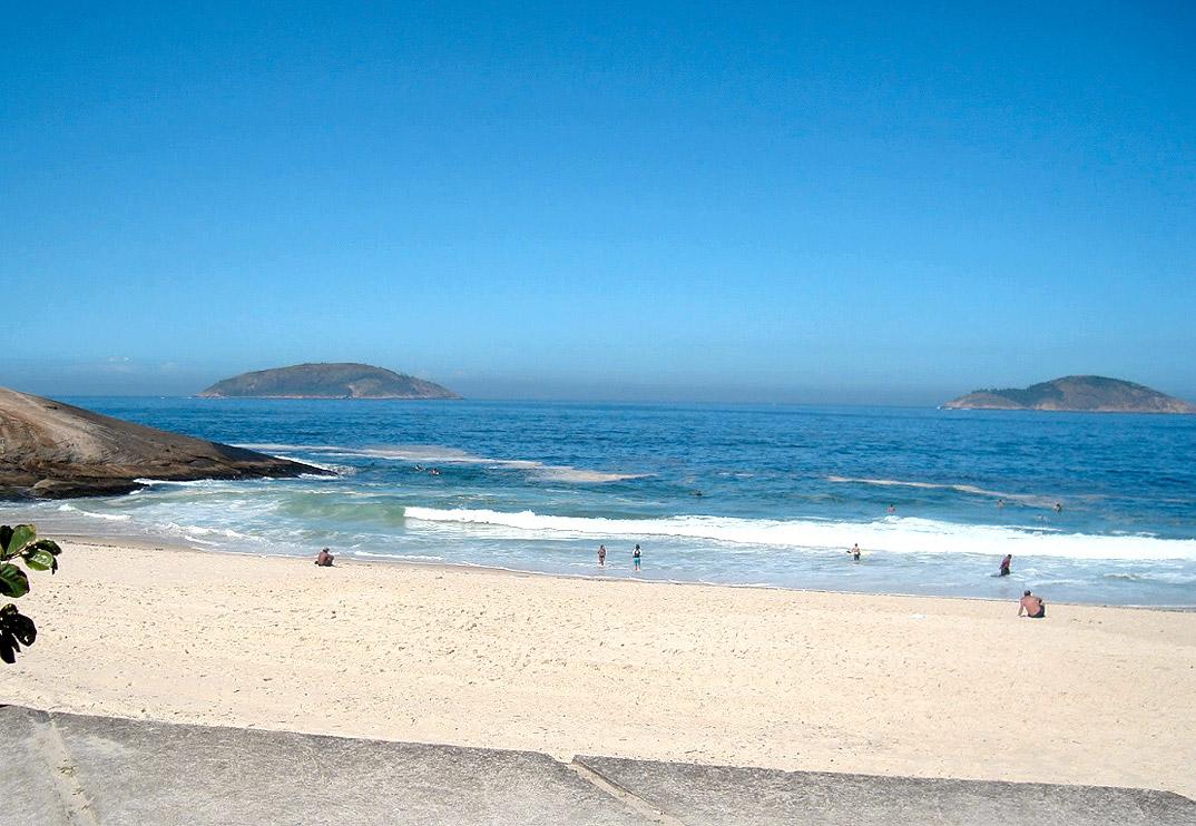 Praia de Piratininga - Niterói - por Edmundo-Eder