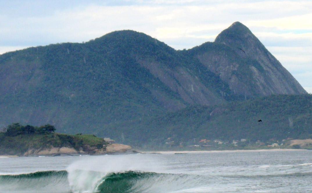 Praia de Piratininga - Niterói - por Fernando-Novaes.