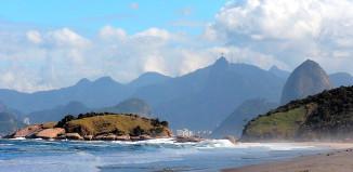 Praia de Piratininga - Niterói - por Franklin-Barbirato