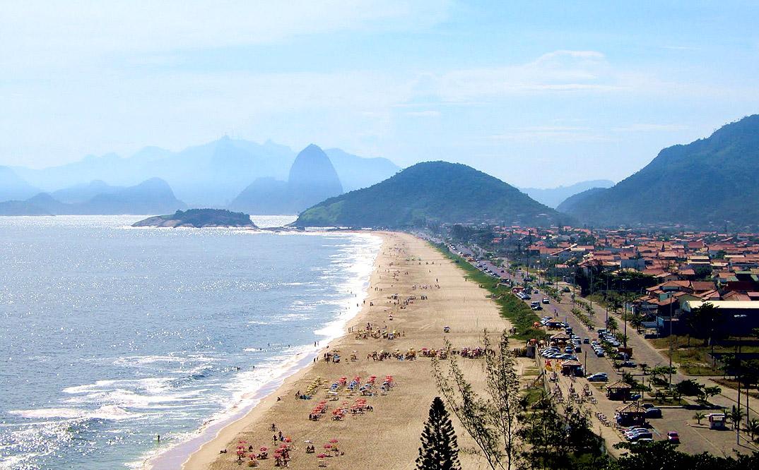 Praia de Piratininga - Niterói - por red-Montenegro