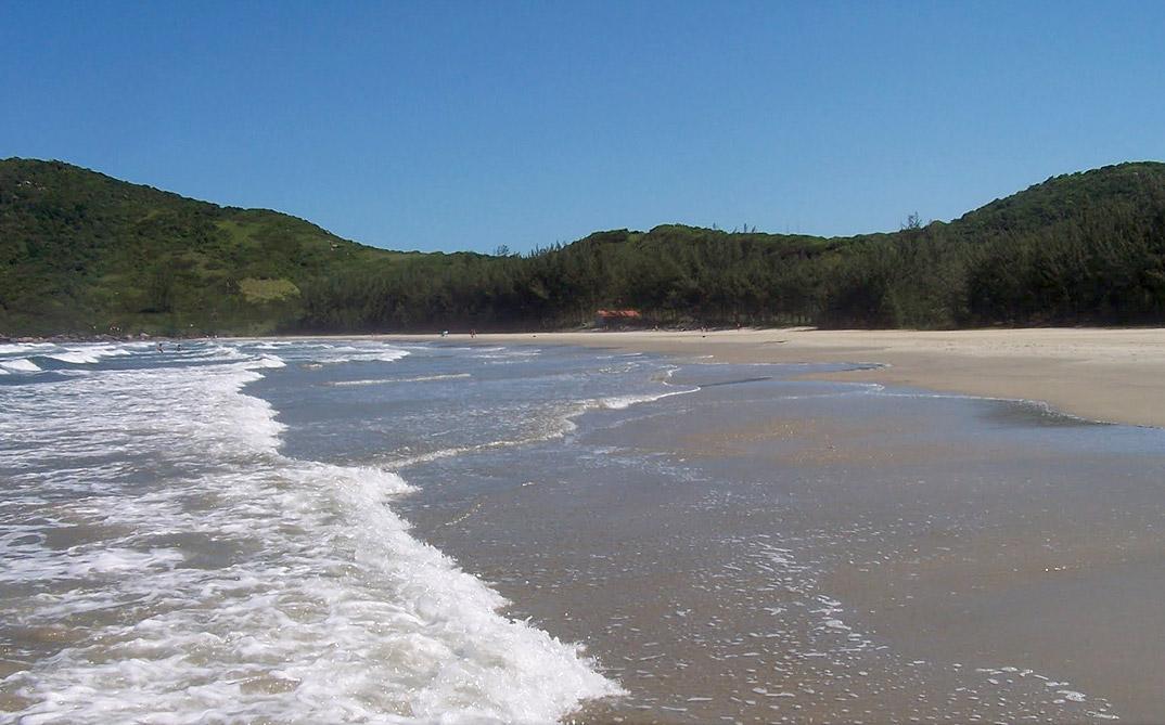 Praia Vermelha - Garopaba