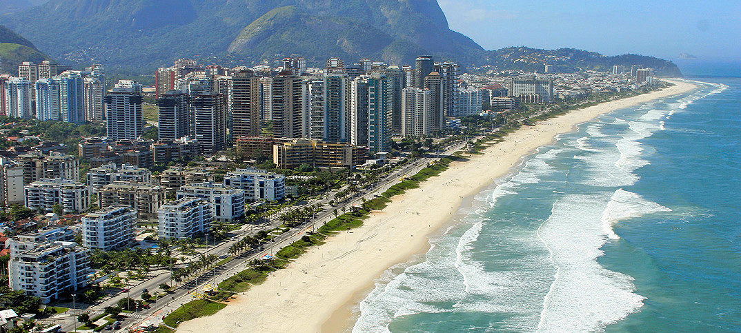 Barra da Tijuca - por thehollywoodtalk