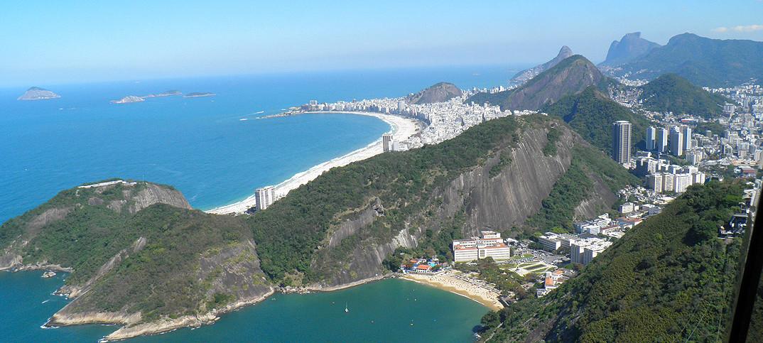 Praia da Urca - Rio de Janeiro - por AlexZ