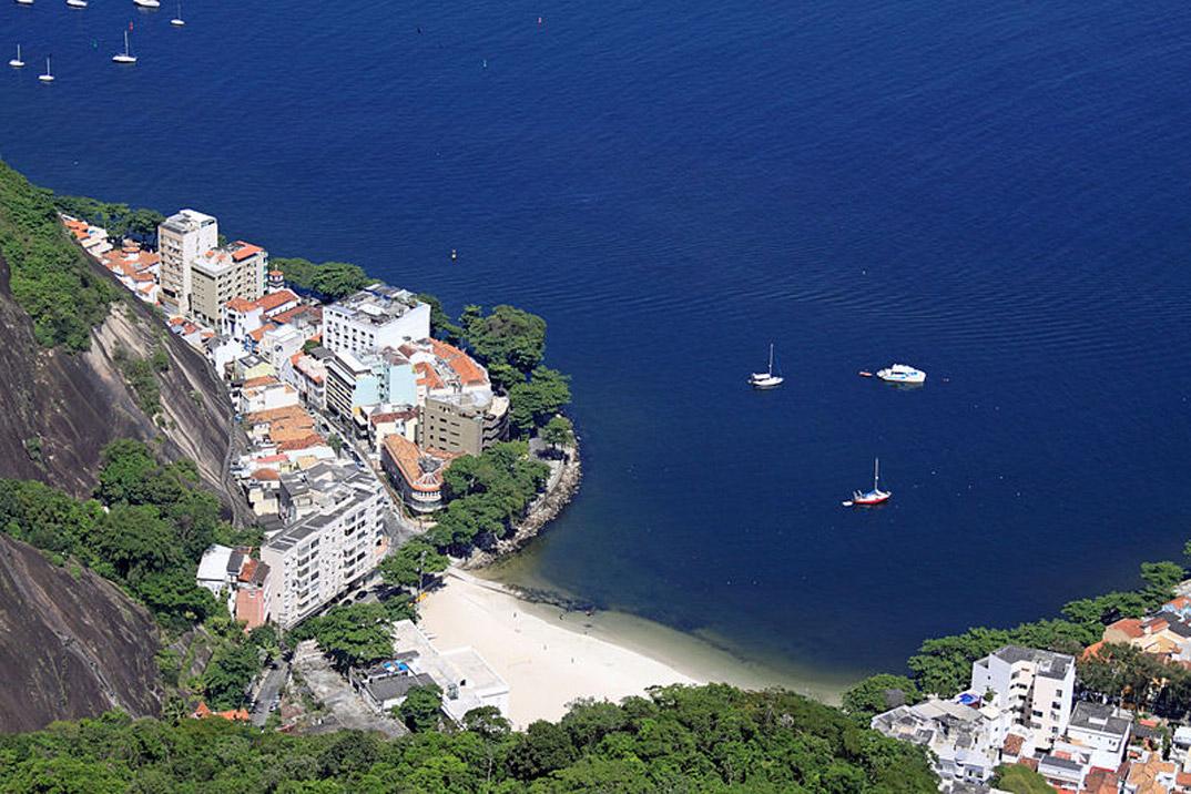 Praia da Urca - Rio de Janeiro - por Halley-Pacheco-de-Oliveira
