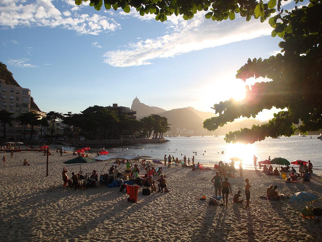 Praia da Urca - Rio de Janeiro - por OSWJIM1