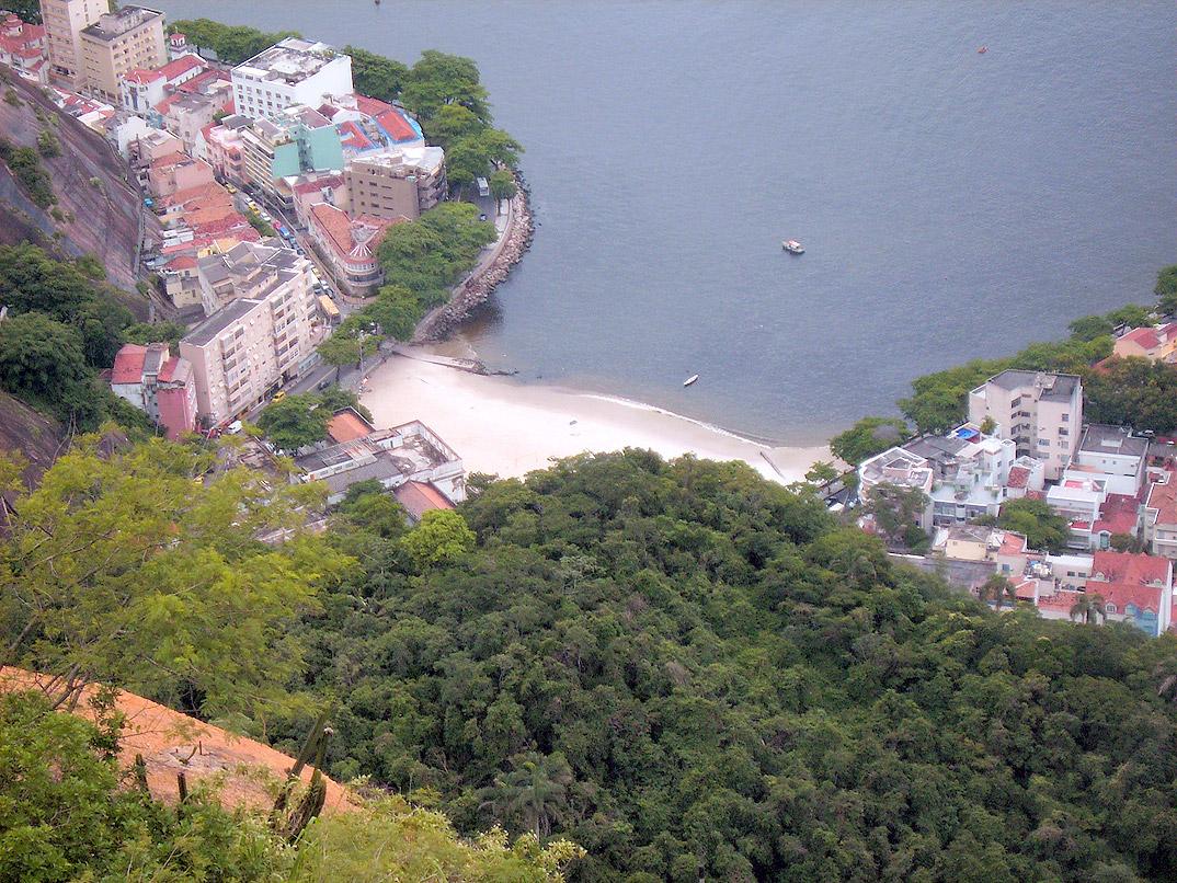 Praia da Urca - Rio de Janeiro - por Paulo-Malaquias