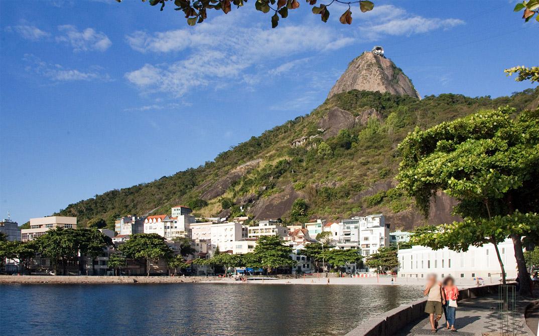 Praia da Urca - Rio de Janeiro - por www.shafir.info