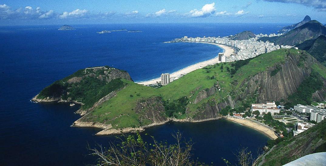Praia da Urca - Rio de Janeiro - por www.yle-axe.com.br