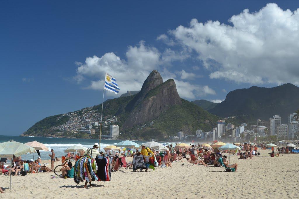 Ipanema - Rio de Janeiro - por aldo.zangalvingone