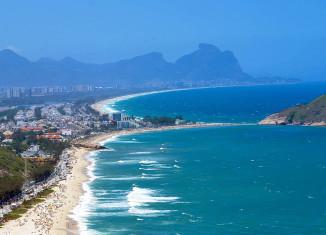 Praia do Recreio - Rio de Janeiro - RJ - por crispelomundo