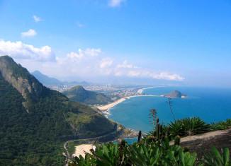 Praia de Grumari - Rio de Janeiro - por CeciliaOdeAzevedo