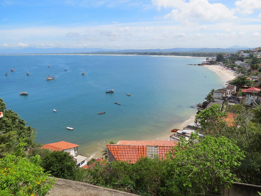 Praia da Barra de Guaratiba - RJ - por ADILSON-REZENDE-ARS