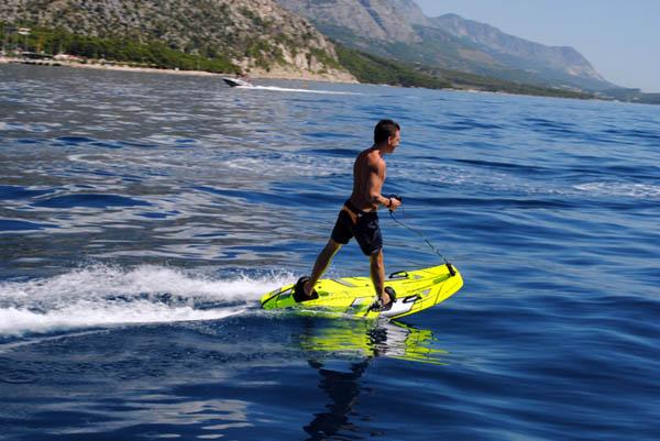 descubra o que é jet surf