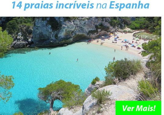 14 praias incríveis na Espanha