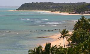 Praia da Barra Sul - por viajenaviagem
