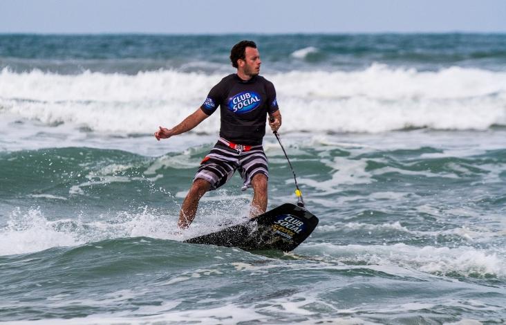 o que é jet surf - competição