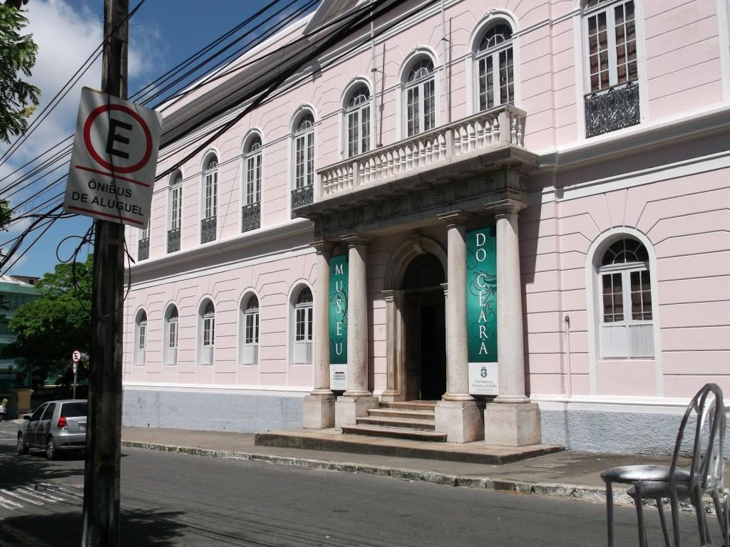 museu do ceará é um ponto turístico de fortaleza
