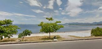 Praia do Galeão - Rio de Janeiro - por Google