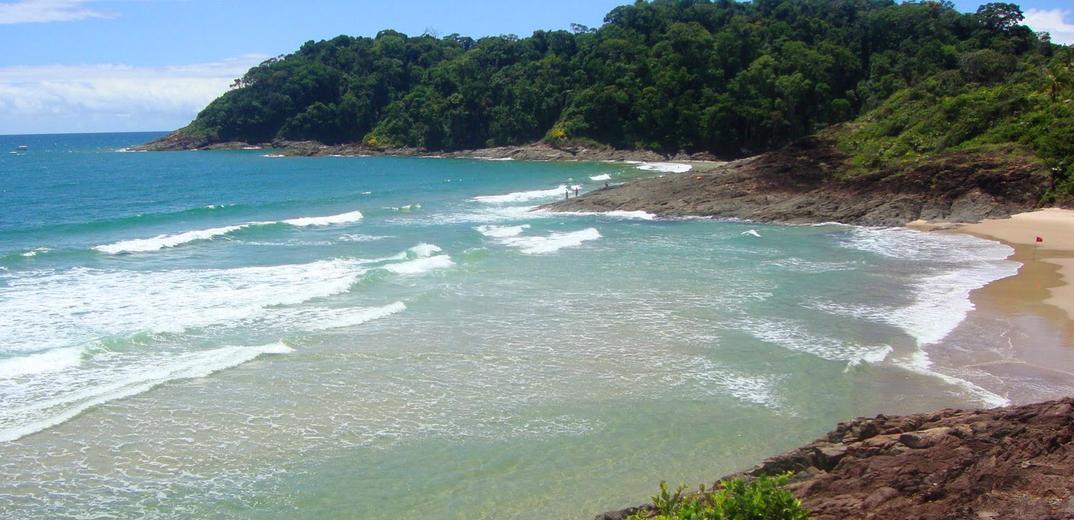 praias de itacaré bahia - por kobunmentezen