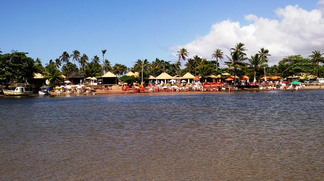 praias de lauro de freitas bahia - por paulo-ayres