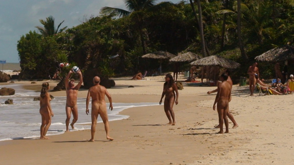 praias de nudismo no brasil