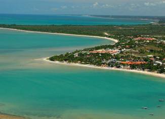 praias de porto seguro bahia - por resortlatorre