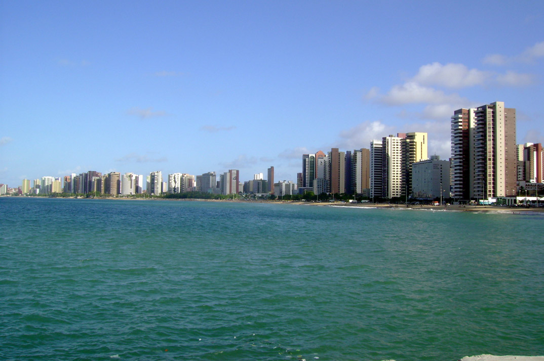 Praia de Meireles, Fortaleza, Ceará - por Eduardo-de-Araujo-Marques