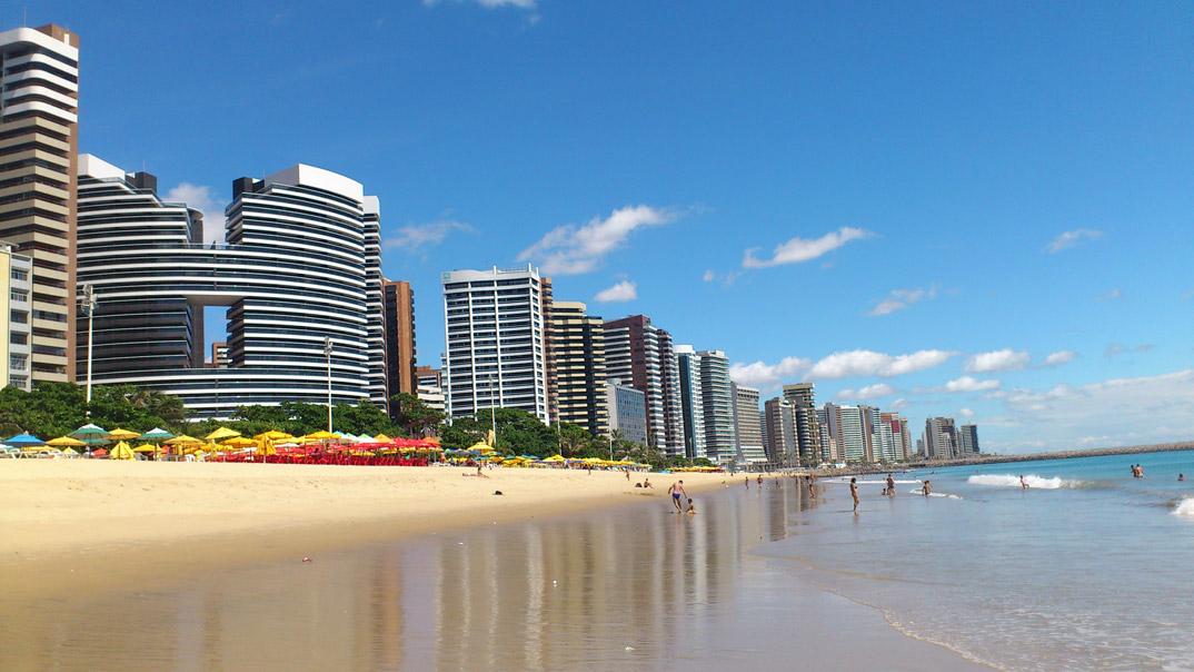 Praia de Meireles, Fortaleza, Ceará - por Vjeko-Kike
