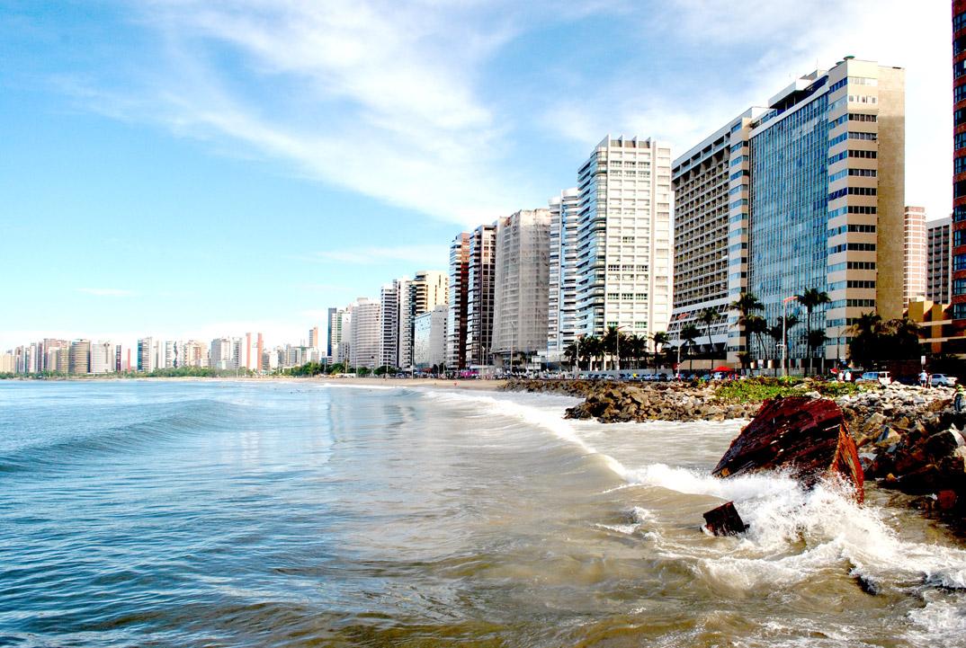 Praia de Meireles, Fortaleza, Ceará - por alan-dias-barros