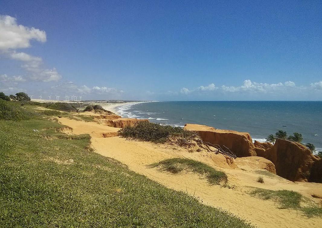 Praia de Beberibe - Ceará - por Adonai-S-Canez