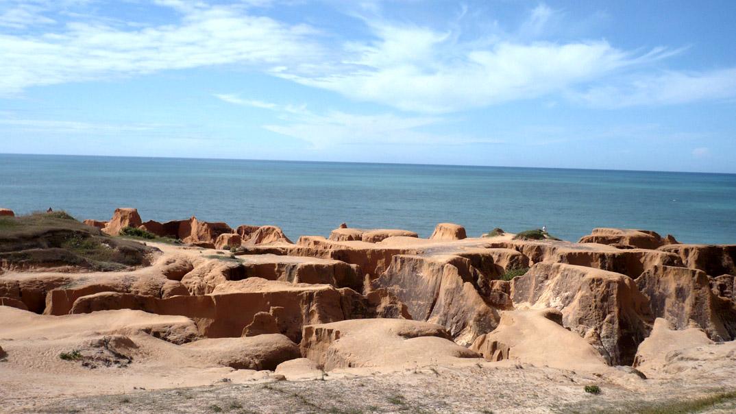Praia de Beberibe - Ceará - por Cleiton-Alves