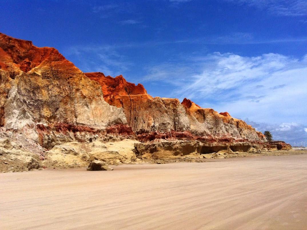 Praia de Beberibe - Ceará - por Marcos-Souza