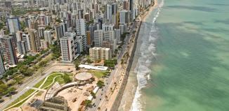 Praia de Boa viagem - Recife - Pernambuco - por Abapuru