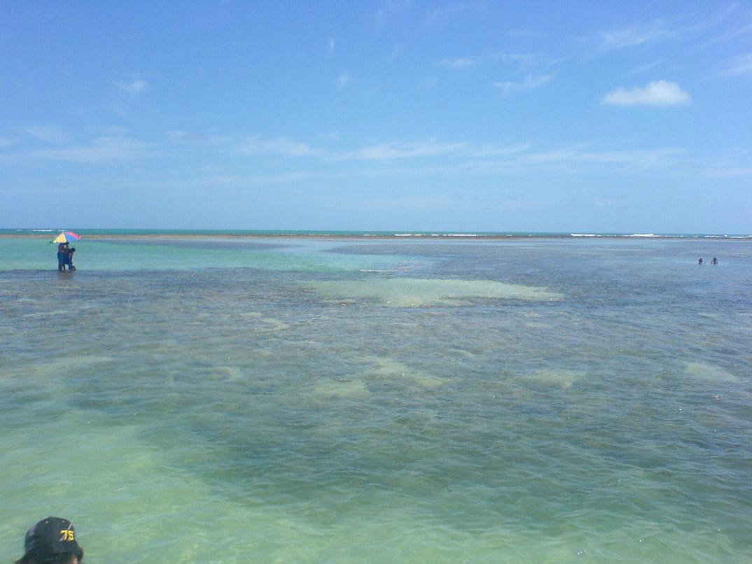 Praia de Serrambi - Ipojuca - Pernambuco - por Gustavo-Arruda