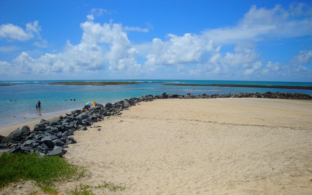 Praia de Serrambi - Ipojuca - Pernambuco - por daniel-machado