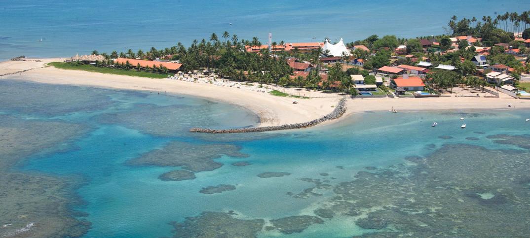 Praia de Serrambi - Ipojuca - Pernambuco - por vivianemoreira