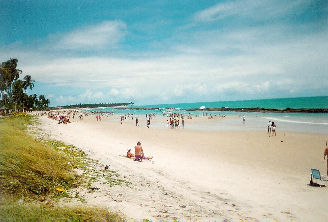 Praia de Tamandaré - Tamandaré - Pernambuco - por ahe