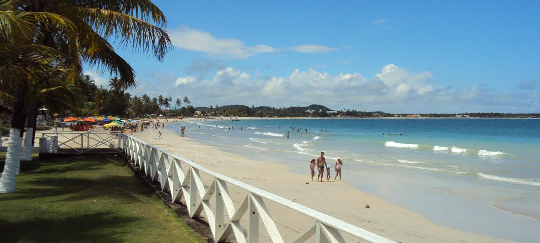 Praia de Tamandaré - Tamandaré - Pernambuco - por juniorvalenca