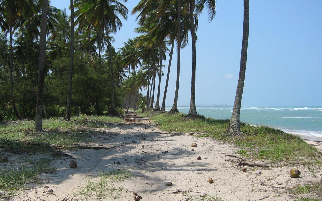 Praia do Paiva - Cabo de Santo Agostinho - Pernambuco - por Thomas-Oppliger