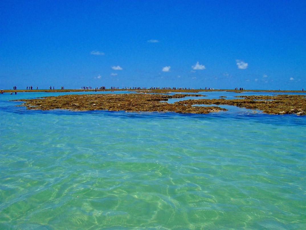 Praia de Porto de Galinhas - Ipojuca - Pernambuco - por myrome